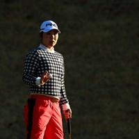 予選ギリ通過 2018年 ヨコハマタイヤゴルフトーナメント PRGRレディスカップ 2日目 比嘉真美子