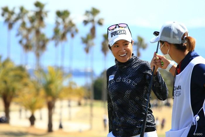 ホステスプロ5位Tでフィニッシュ! 2018年 ヨコハマタイヤゴルフトーナメント PRGRレディスカップ 最終日 藤本麻子