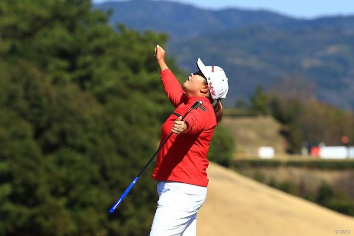 やはり強し 2018年 ヨコハマタイヤゴルフトーナメント PRGRレディスカップ 最終日 アン・ソンジュ