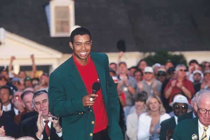 1997年のマスターズ。そのとき歴史は変わった (Photo by Sam Greenwood/PGA TOUR Archive) 1997年 マスターズ 最終日 タイガー・ウッズ