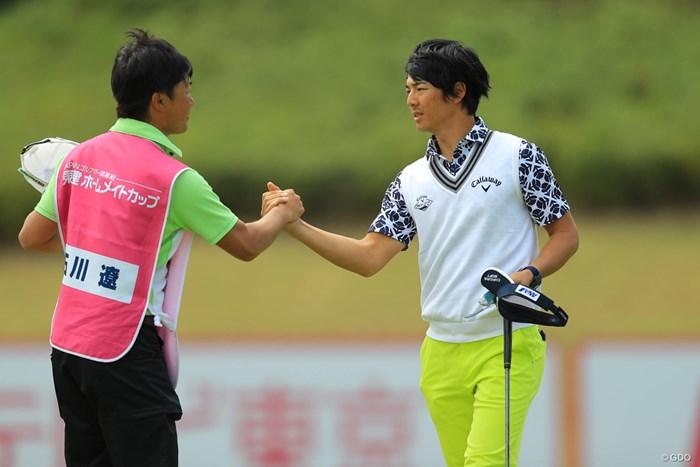 「63」をマークした石川遼が単独首位発進 2018年 東建ホームメイトカップ 初日 石川遼