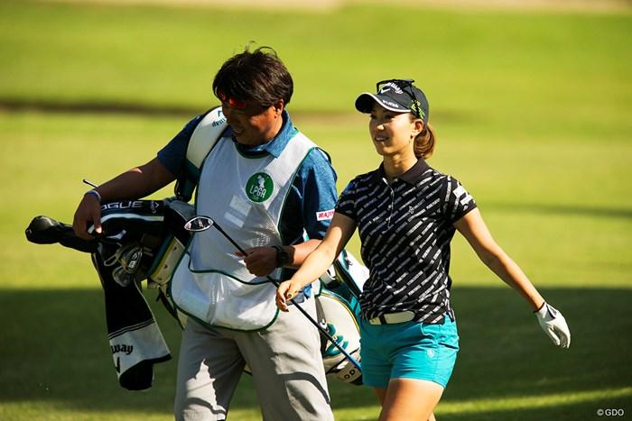 火の国のゴルファーその1 2018年 KKT杯バンテリンレディスオープン 初日 上田桃子