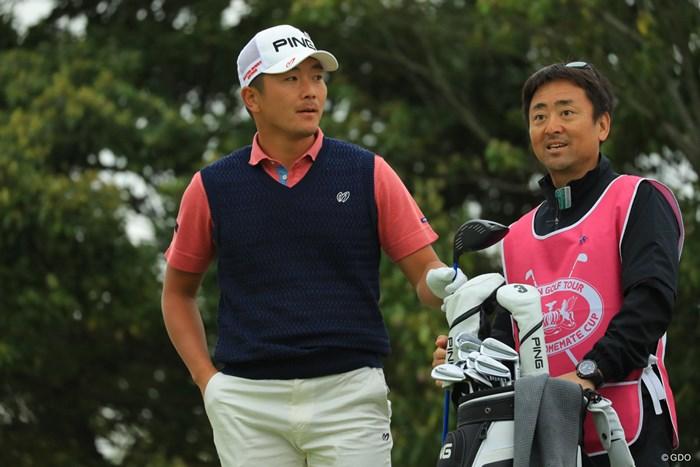 杉澤さんともナイスコンビですね。 2018年 東建ホームメイトカップ 3日目 永野竜太郎