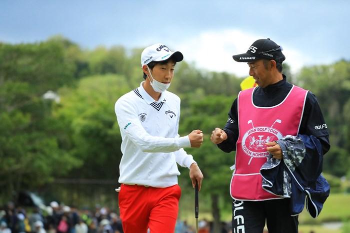 重永亜斗夢がツアー初優勝を遂げた 2018年 東建ホームメイトカップ 最終日 重永亜斗夢