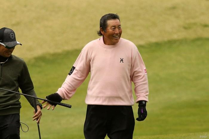 71歳の尾崎将司も小平智の米ツアー初優勝を喜んだ 尾崎将司