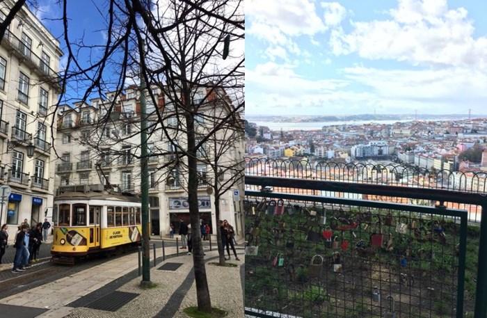 リスボンの景色も最高でした 2018年 ポルトガルの街並み