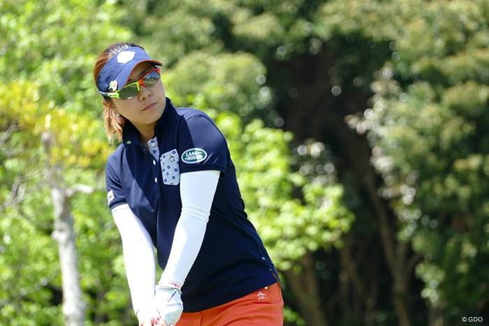 宮里美香は86位で予選落ちした 2018年 i Golf Shaper Challenge in 筑紫ヶ丘 2日目 宮里美香