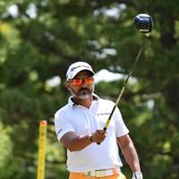 ラヒル・ガンジー 2018年 パナソニックオープンゴルフチャンピオンシップ 3日目 ラヒル・ガンジー