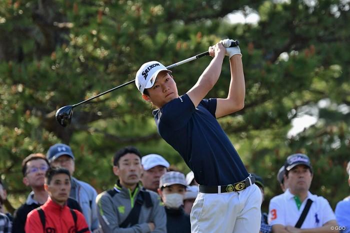 アマチュア唯一の予選突破者。彼も大阪学院大ということで、これからは大院大の時代? 2018年 パナソニックオープンゴルフチャンピオンシップ 最終日 白石大和