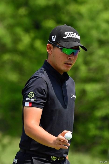 最終日を4バーディ、ノーボギーでまとめて堂々の4位タイ。 2018年 パナソニックオープンゴルフチャンピオンシップ 最終日 川村昌弘