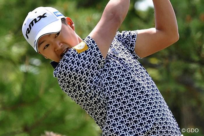 日本人最高位でフィニッシュした今平周吾 2018年 パナソニックオープンゴルフチャンピオンシップ 最終日 今平周吾