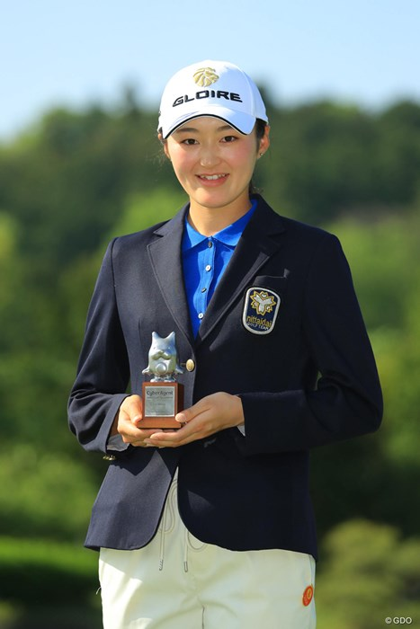 単独56位でローアマ獲得です。 2018年 サイバーエージェント レディスゴルフトーナメント 最終日 木村円