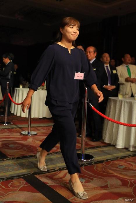 永峰咲希 2018年 ワールドレディス選手権 サロンパスカップ 事前 永峰咲希