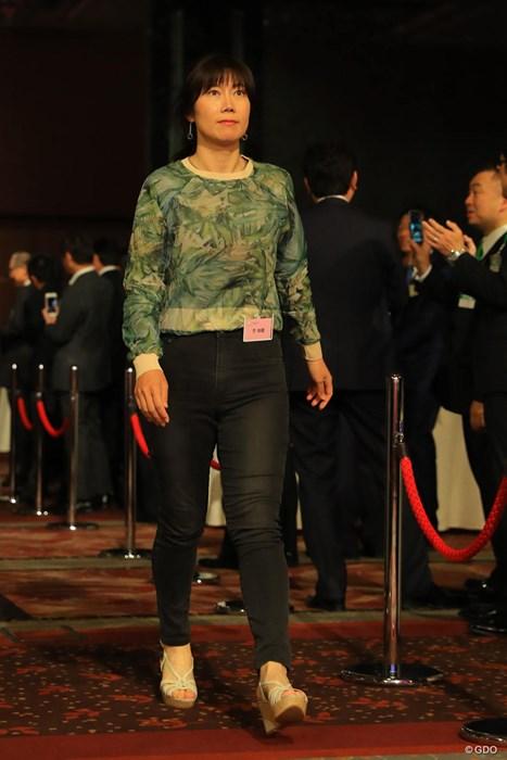 李知姫 2018年 ワールドレディス選手権 サロンパスカップ 事前 李知姫