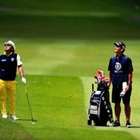 今日は風が明暗を分けた日 2018年 関西オープンゴルフ選手権競技 3日目 片山晋呉