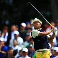 今日はアマチュアに先輩からのメッセージは届いたのか 2018年 関西オープンゴルフ選手権競技 3日目 片山晋呉