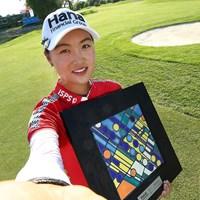 ミンジー・リーが通算4勝目を挙げた(Gregory Shamus/Getty Images) 2018年 LPGAボルヴィック選手権 最終日 ミンジー・リー