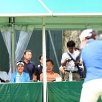 初冠大会です 2018年 サントリーレディスオープンゴルフトーナメント 初日 宮里藍
