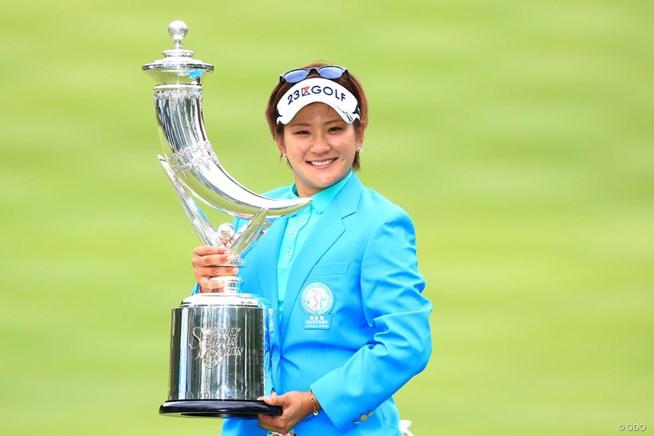 2018年 宮里藍 サントリーレディスオープンゴルフトーナメント 最終日 成田美寿々