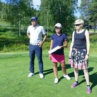 塚田好宣プロと一緒にティグランドやピンポジションを決めました 24時間ゴルフ