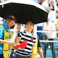 すこぶるご機嫌 2018年 センチュリー21レディスゴルフトーナメント 2日目 上田桃子