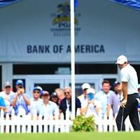 なかなかスコアを伸ばせなかった1日 2018年 全米プロゴルフ選手権 初日 ロリー・マキロイ