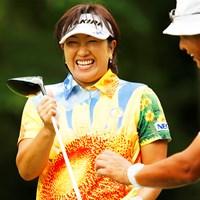 笑顔の行方 2018年 NEC軽井沢72ゴルフトーナメント 初日 福嶋晃子