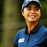 笑顔の行方 2018年 NEC軽井沢72ゴルフトーナメント 最終日 一ノ瀬優希