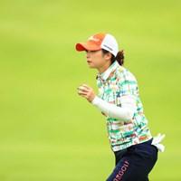 5アンダー8位タイで最終日 2018年 日本女子プロ選手権大会コニカミノルタ杯 3日目 菊地絵理香