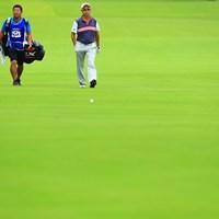 鉄人が行く 2018年 アジアパシフィック選手権ダイヤモンドカップゴルフ 3日目 谷口徹