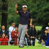 7番バーディ! 2018年 トップ杯東海クラシック 最終日 池田勇太