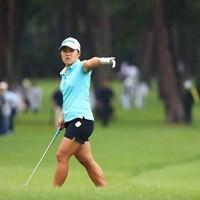 あっちあっち 2018年 日本女子オープンゴルフ選手権競技 最終日 畑岡奈紗