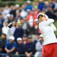 ビッグチャンスだっただけに・・・ 2018年 日本女子オープンゴルフ選手権競技 最終日 菊地絵理香