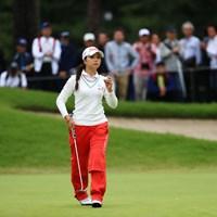 ナイスバーディー 2018年 日本女子オープンゴルフ選手権競技 最終日 菊地絵理香