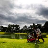 東名カントリークラブ 8H 2018年 スタンレーレディスゴルフトーナメント 初日 吉田弓美子