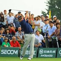 大会2勝の谷口徹が目指すのは、プロとオープンの同一年制覇だ 2018年 日本オープンゴルフ選手権競技 初日 谷口徹