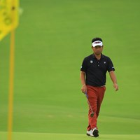 98位タイとディフェンディングチャンピオンは大きく出遅れてしまった。連覇の夢は遠のくのか。 2018年 日本オープンゴルフ選手権競技 初日 池田勇太