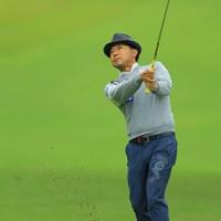 バックナインでスコアを伸ばし、8位タイに。 2018年 日本オープンゴルフ選手権競技 3日目 片山晋呉