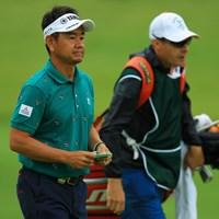 みんなが藤田さんの優勝を待ってると思いますよ。 2018年 日本オープンゴルフ選手権競技 3日目 藤田寛之