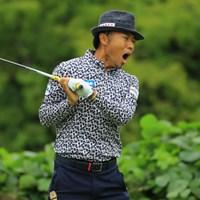 吐き捨てるように「ファァァァァァ------ッ!!!」 2018年 日本オープンゴルフ選手権競技 最終日 片山晋呉