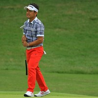優勝には届かなかったが2戦連続のトップ10入りを果たした藤田寛之 2018年 日本オープンゴルフ選手権競技 最終日 藤田寛之