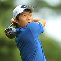 ショットも絶好調! 2018年 ブリヂストンオープンゴルフトーナメント 初日 浅地洋佑