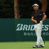 まさか途中棄権とは。 2018年 ブリヂストンオープンゴルフトーナメント 2日目 池田勇太
