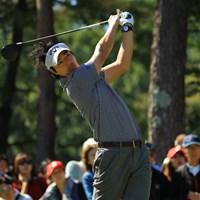 4位で最終日を終えた石川遼 2018年 ブリヂストンオープンゴルフトーナメント 最終日 石川遼