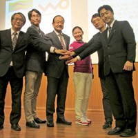 東京大学が立ち上げた新規プロジェクトに参加する横峯さくら 横峯さくら