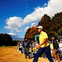 ようやく出てきてくれました 2018年 三井住友VISA太平洋マスターズ 最終日 松山英樹