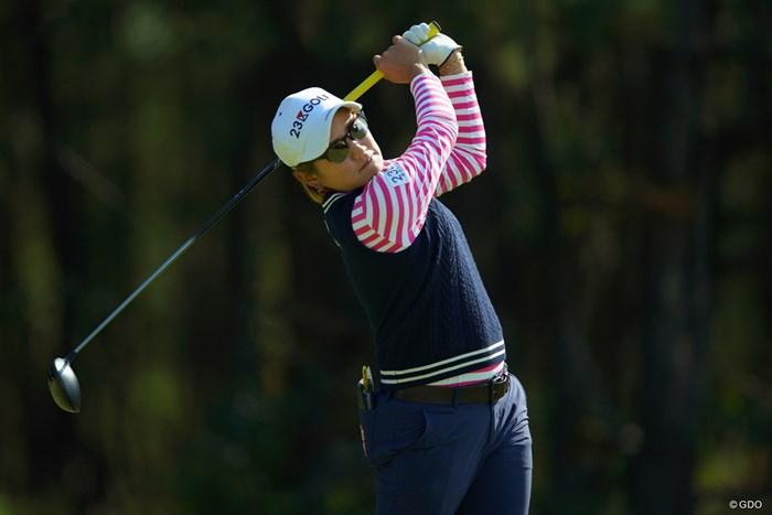 最終日こそ爆発力を見せてくれ! 2018年 LPGAツアー選手権リコーカップ 3日目 成田美寿々