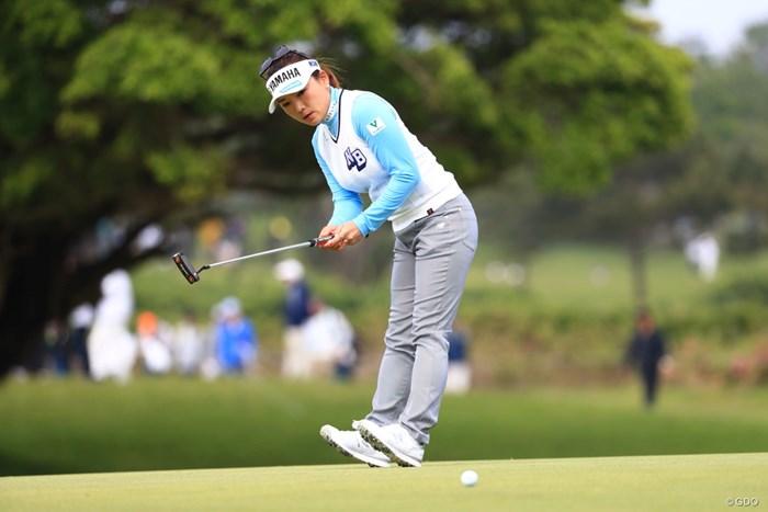 バランスいいね 2019年 ダイキンオーキッドレディスゴルフトーナメント 初日 有村智恵