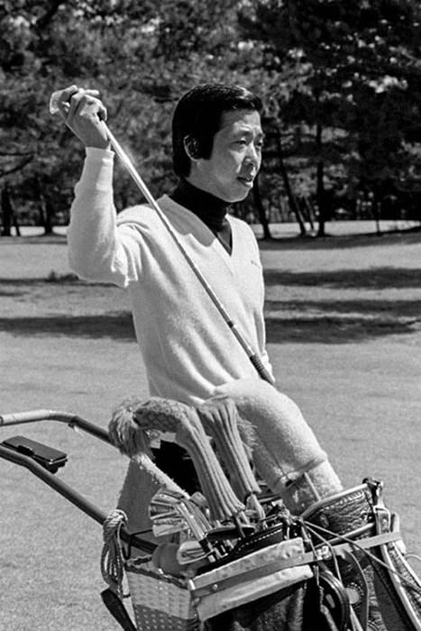 日本アマチュア選手権で6回の優勝。中部銀次郎のゴルフとの向き合い方は(※画像提供:三田村昌鳳) 中部銀次郎