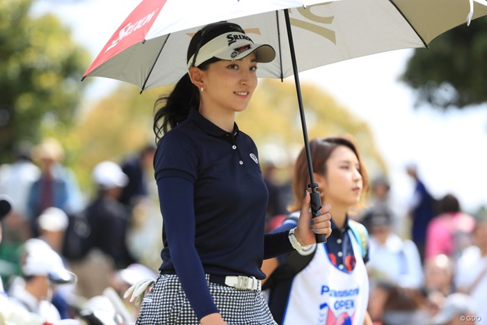 美人さんコンビ 2019年 パナソニックオープンレディースゴルフトーナメント 2日目 脇元華